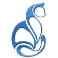 Ragdoll kiscicák – Aquamarine Dolls Ragdoll Kennel Mobile Retina Logo